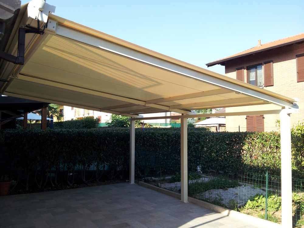 Tenda per grandi coperture Olgiate Comasco - Robustelli Tende